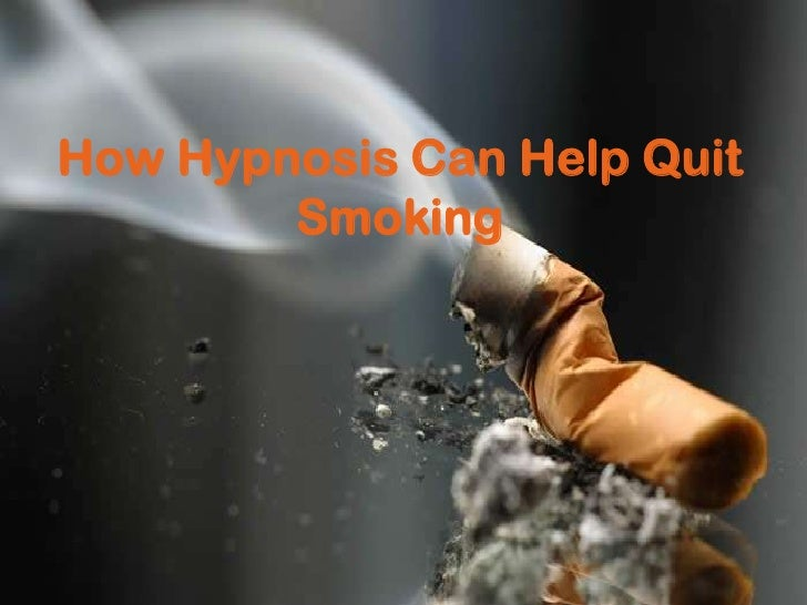 How Hypnosis Can Help Quit Smoking<br />