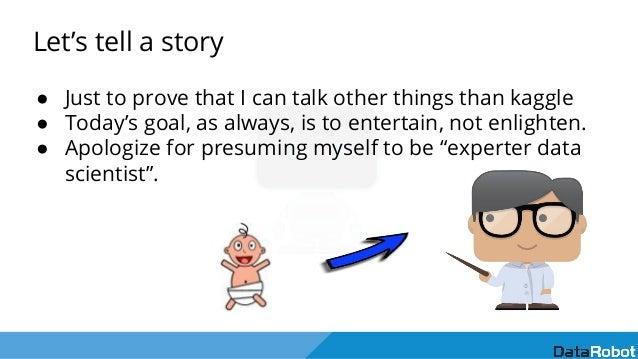 How i became a data scientist Slide 2