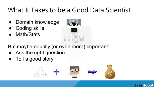 How i became a data scientist Slide 3