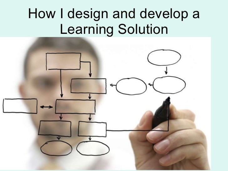 How I design and develop a Learning Solution