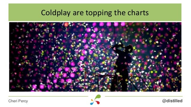 @distilledCheri Percy Coldplay are topping the charts