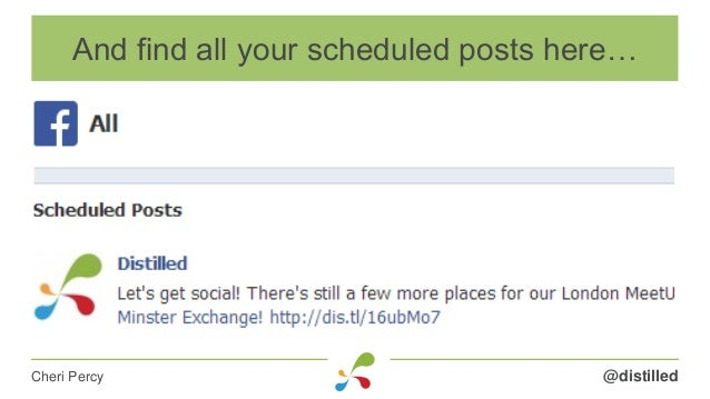 @distilledCheri Percy And find all your scheduled posts here…