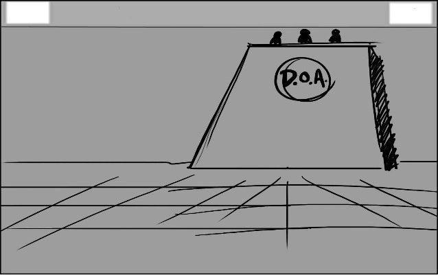 How I Got Here - Schoolism Storyboard Assignment 01