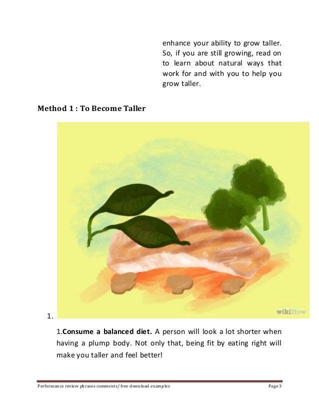 How i grow taller secrets pdf Slide 3