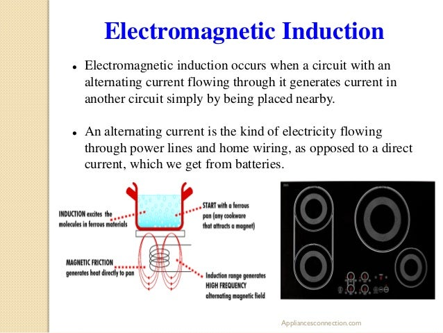 Induction Cooker Repair Electronics And Technology News