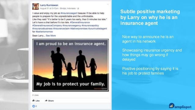How Insurance Agents Engage Online Real Examples
