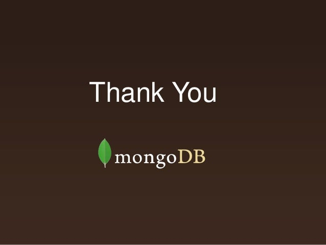 mongo dating site Mongodb tutorial  mysql/sqlplus mongo chapter1  below given example shows the document structure of a blog site which is simply a comma separated key.