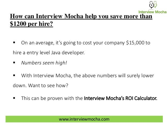 how interview mocha s online java programming tests can help you save   8