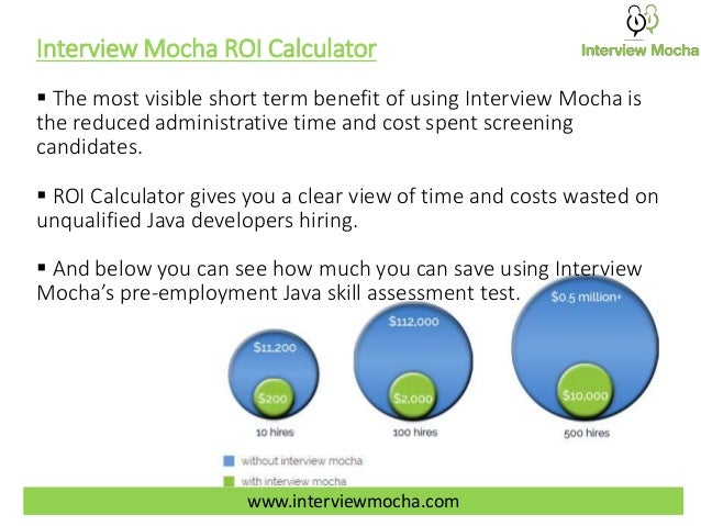 how interview mocha s online java programming tests can help you save  9