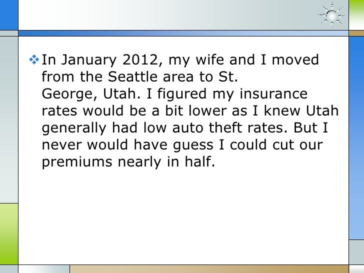 How To Lower My Car Insurance With Usaa