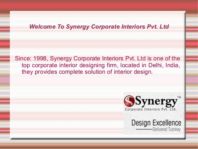How Is Important Office Interior Design For Business