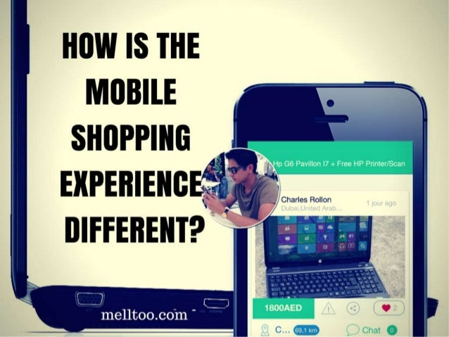 HOW IS THE MOBILE SHOPPING