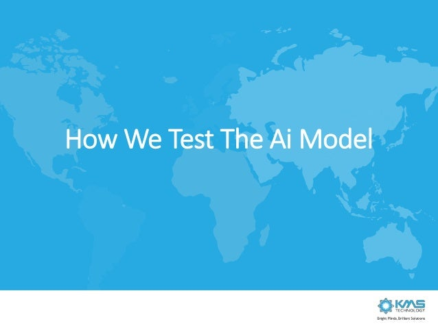 How We Test The Ai Model
