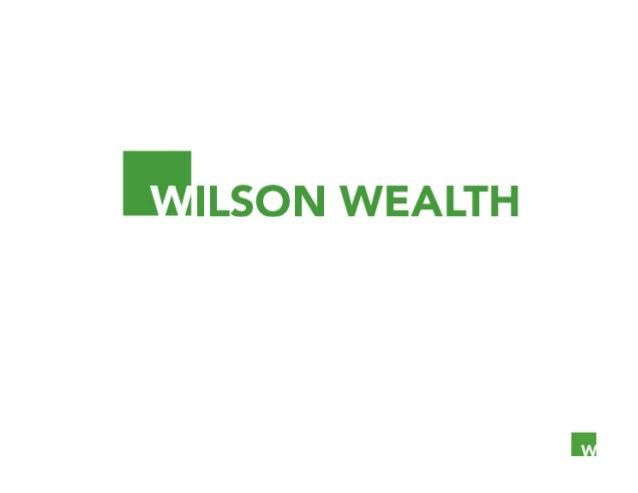 Wilson Wealth