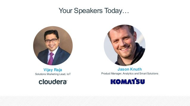 How komatsu is driving operational efficiencies using io t and machine learning 6.7.18 Slide 2