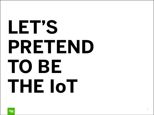 DEVICE COMMUNICATION AND  DATA SHARING IS FUNDAMENTAL  TO THE INTERNET OF THINGS