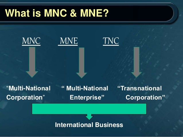 the operations of multi national corporation in different countries Multinational corporations are typically large companies headquartered in one country but with operations in several countries the defining trait of a multinational corporation is being .