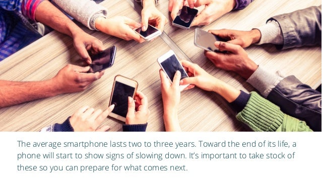 How Long Can A Smartphone Last Slide 3