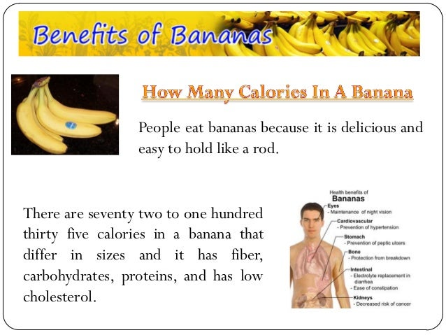 How Many Grams Of Fat Are In A Banana 44