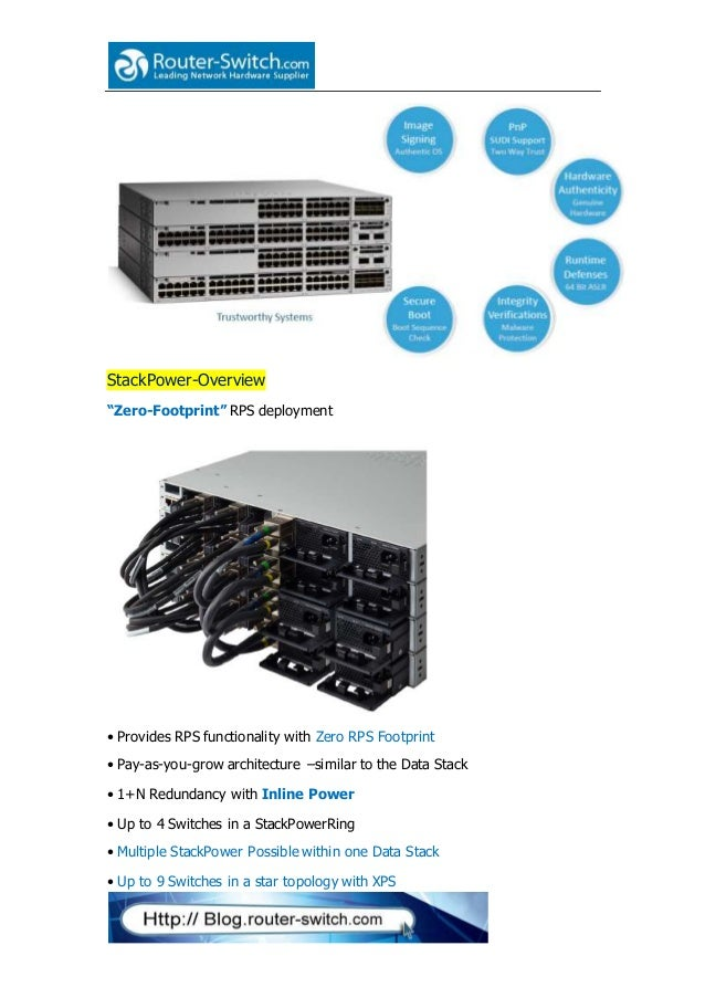 How many catalyst 9300 models can i stack together
