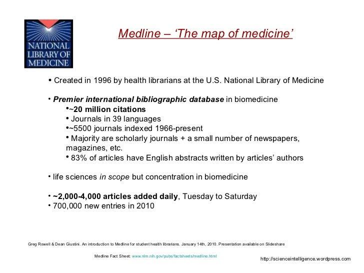 How many medline platforms on the web?