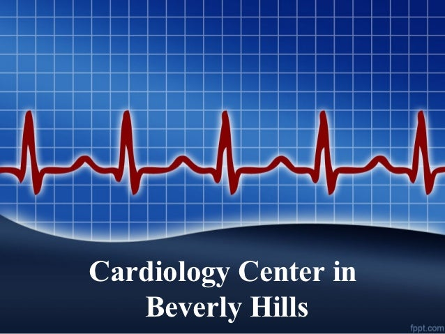 Cardiology Center in   Beverly Hills