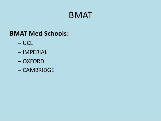 How medical schools use the ukcat  Slide 3