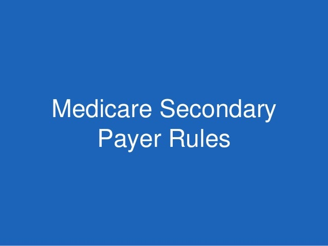 How Medicare Affects Employer Health Coverage