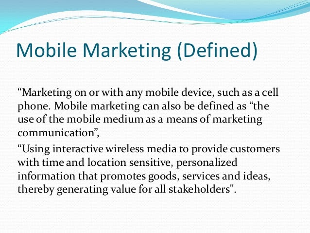 Mobile Stats at a Glance: 5 Billion Mobile Phone Users in the World; 1 Billion of    them are SmartPhone Users.   Betwee...