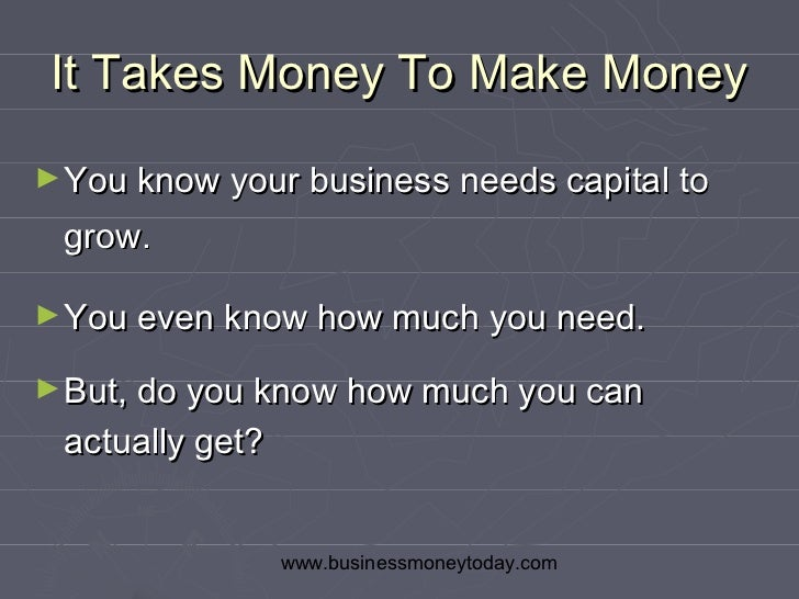 how much can you get from a business loan