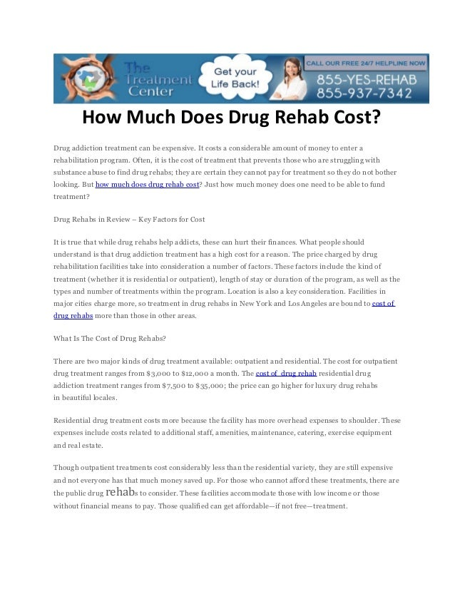 How Much Does Invisalign Cost In The Uk: How Much Does Drug Rehab Cost