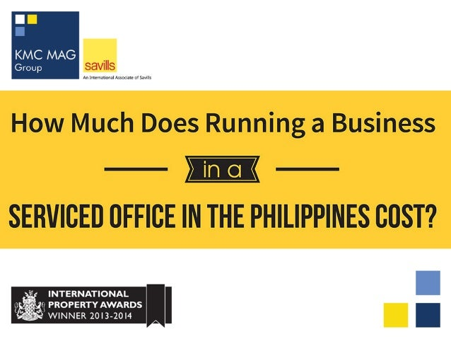 How Much Does Running a Business in the Philippines Cost