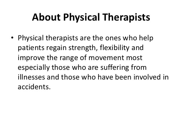 how much do physical therapists make – localprivate, Human Body