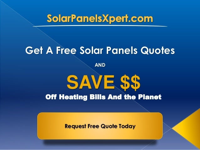 How Much Money Does Solar Panels Cost
