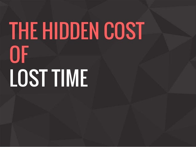 How Much Money Does Time Tracking Save? Slide 3