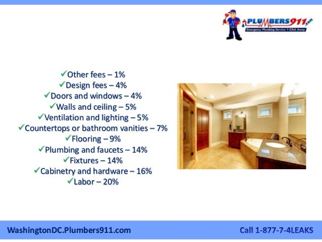Bathroom Renovation Cost Washington Dc