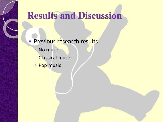 can preference for background music mediate Pdf | research suggests that listening to background music prior to task  performance increases cognitive processes, such as attention and.