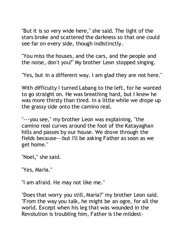 how my brother leon brought home Analysis paper: how my brother leon brought home a wife by manuel arguilla how my brother leon brought home a wife, is a short story written by the highly acclaimed filipino writer manuel arguilla.