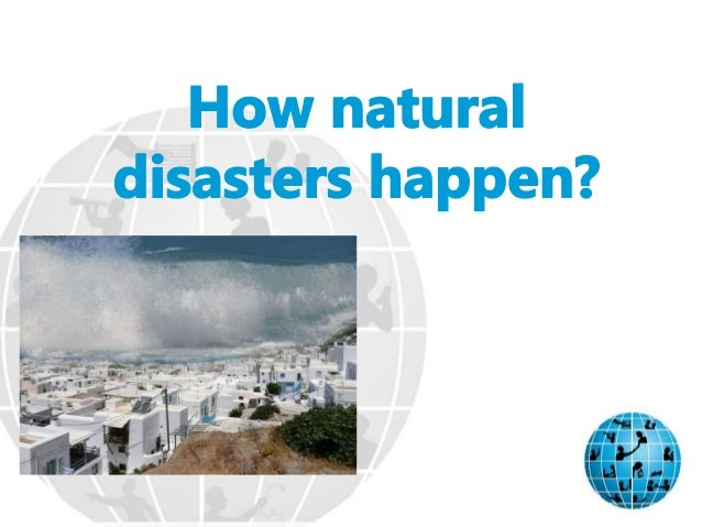 The Impact of Natural Disasters on the Global Economy