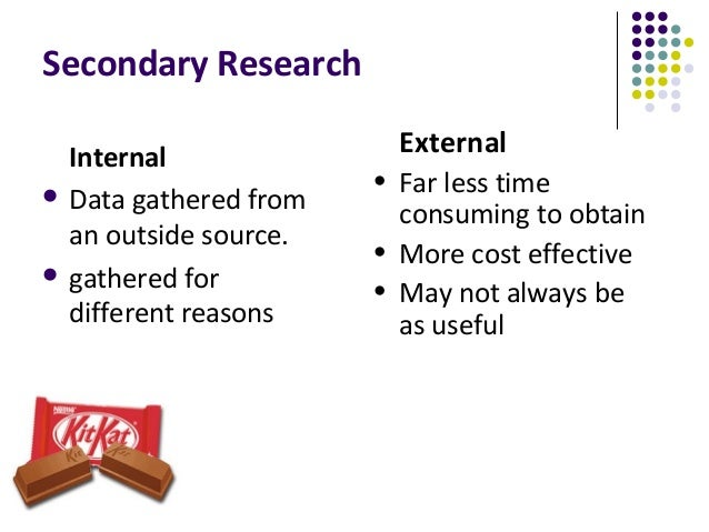 external secondary research External secondary data association proceeds are invested in advocacy, education and other initiatives to directly support the marketing research and analytics.