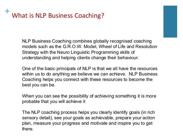 Nlp Business Courses - NLP Practicioner
