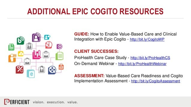 Using Epic Cogito Data Warehouse For Population Health Management ...