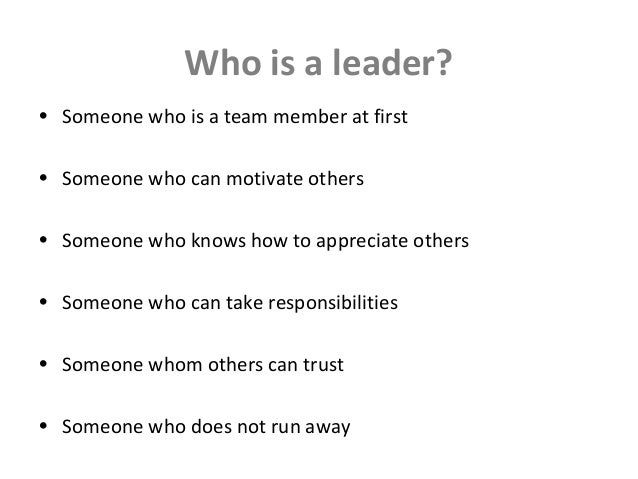 how to be a leader You're either a leader or a follower leaders are made not born leaders come in all shapes and sizes to say leaders are born prepared would be an understatement to those who made themselves into leaders.