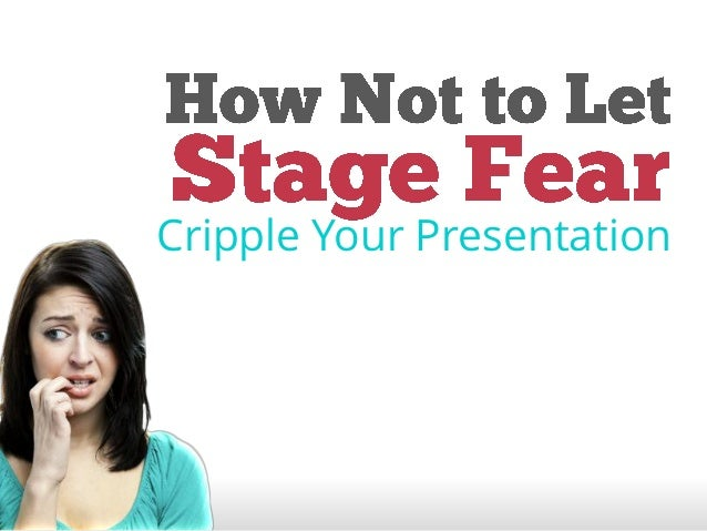 Cripple Your Presentation