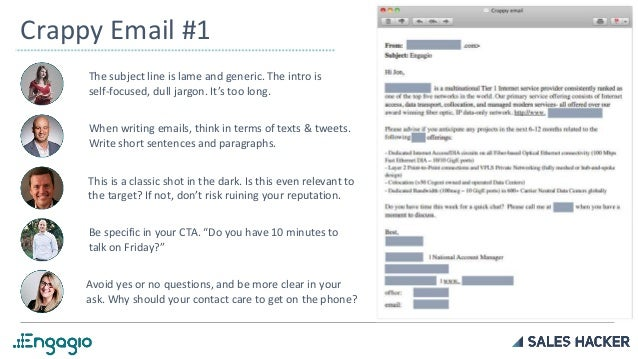 how to send a cold email
