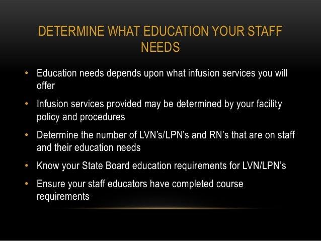 How Online I.V. Education and I.V. Certification Works