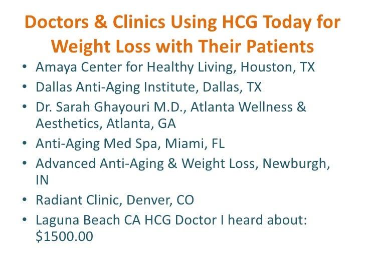Weight Loss Atlanta Hcg