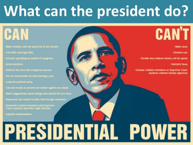 How powerful is the US President?