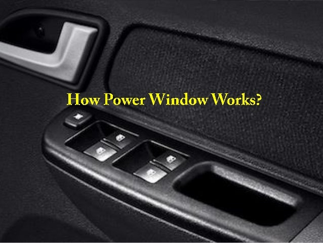 how to add power windows to a car