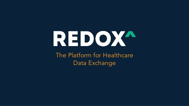 Solving Interoperability: The Redox API